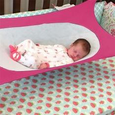 Võng ngủ di động dành cho em bé Nhật Bản