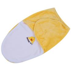 Hình ảnh Bé Đầm Thêu Túi Ngủ (màu vàng)-quốc tế