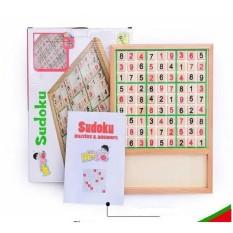 Hình ảnh Bàn cờ sudoku đồ chơi logic trí tuệ