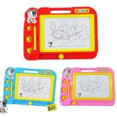 Hình ảnh Bảng thông minh từ tính, bút nam châm cho các bé vẽ và sáng tạo (ĐỎ)