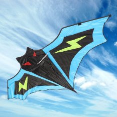 Chiết Khấu Bat Kite Easy To Fly Children S Toys Outdoor Fun Sports Gift Black Blue Intl