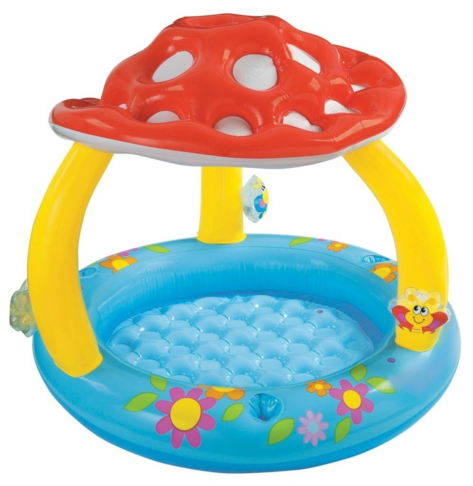 Bể Bơi Phao Hình Nấm