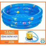 Mua Bể Bơi Tron 3 Tầng Tặng Bơm Bơi Cho Trẻ Smart Store Rẻ Hà Nội