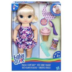 Hình ảnh Bé Cưng Và Que Kem Thần Kì - Baby Alive Magical Scoops Baby - Hasbro C1090