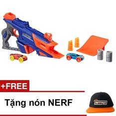 Voucher Khuyến Mại Bệ Phóng Vượt địa Hình Nerf Nitro + Tặng Nón  C0784