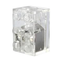 Hình ảnh Best Seller Astar Plastic Mini Flash Light Part Tools Mini Figure Building Blocks LED Light Toy - intl