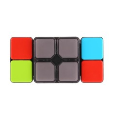 Hình ảnh BEST SELLER Sunwonder Creative Plastic Toy Rubik's Cube Game Music Lighting Toys Kids Toys Gift - intl