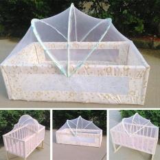Bestprice-Giường Cho Bé Lều Trẻ Sơ Sinh Tán Gấp Gọn Chống Muỗi Bé Nôi Cũi Lưới-quốc tế