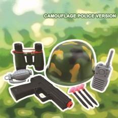 Hình ảnh Bestprice Mới Lạ Đồ Chơi Ngộ Nghĩnh Lính Cứu Hỏa Cảnh Sát Kỹ Sư Mũ Bảo Hiểm SuitRole Chơi Nhiều Màu Sắc bằng Nhựa-quốc tế