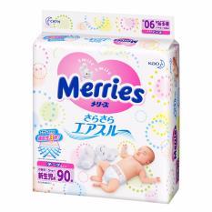Bỉm Merries Newborn Nb90 Merries Rẻ Trong Hà Nội