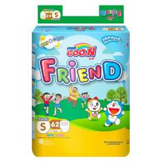 Bán Bỉm Ta Quần Goon Friend S62 Miếng Cho Be 4 8Kg Goo N