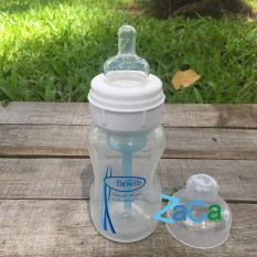 Cửa Hàng Binh Sữa Chống Sặc Cổ Rộng 250Ml Dr Brown S Usa Xanh Dương Nhạt Dr Brown S Trong Hồ Chí Minh