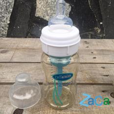 Bán Binh Sữa Dr Brown Nhựa Pes Cổ Rộng 240Ml Free Bpa 1 Hộp 1 Binh Hồ Chí Minh Rẻ