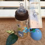 Bán Binh Sữa Kuku Nhựa Ppsu Cổ Rộng 240Ml Xanh Dương Nhạt Hồ Chí Minh