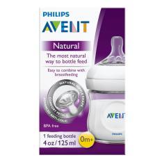 Bán Binh Sữa Natural Philips Avent 125Ml Nguyen Hộp Có Thương Hiệu Rẻ