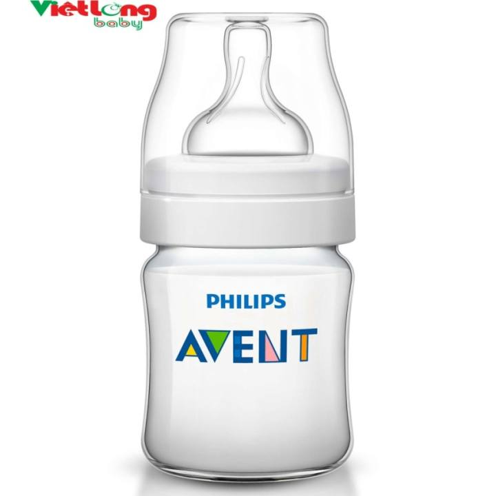Bình sữa Philips Avent 125ml SCF560.17
