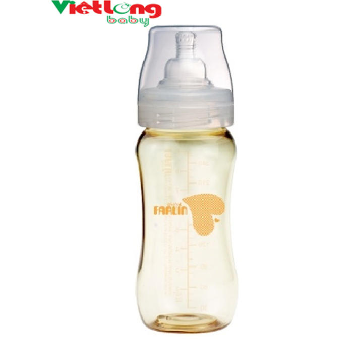 Bình sữa rộng cổ vô trùng không chứa BPA 270CC...