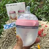 Giá Bán Binh Sữa Silicone Comotomo 150Ml Hồng Chinh Hang Nguyên Comotomo