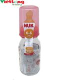 Giá Bán Binh Sữa Thủy Tinh Cổ Nhỏ Nuk 125Ml Nuk Nguyên