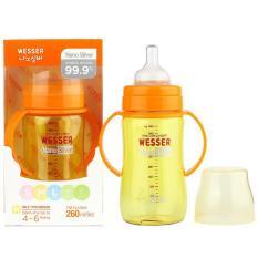 Mua Binh Sữa Wesser 260Ml Rẻ