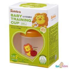 Bán Binh Tập Uống Simba 200Ml Bước 2 Miệng Dẹp Người Bán Sỉ