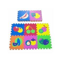 Hình ảnh Bộ 10 Miếng Thảm Xốp (hoa quả)