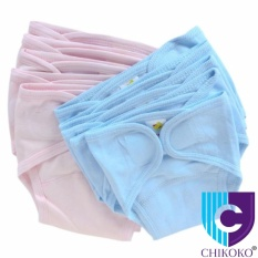 Bộ 10 quần đóng tã bé sơ sinh-Nhiều màu (số 1)