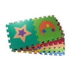 Hình ảnh Bộ 10 tấm thảm xốp cho bé hình học