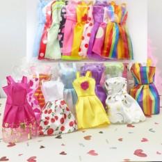 Bộ 10 Váy Ngắn Cho Búp Bê 29Cm Đang Hạ Giá tại Lazada