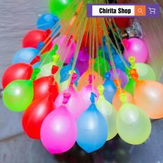 Hình ảnh Bộ 111 bong bóng nước Magic Balloons BƠM SIÊU NHANH