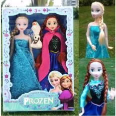 Hình ảnh Bộ 2 búp bên nữ hoàng băng giá Anna & Elsa