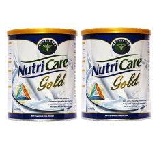 Chiết Khấu Bộ 2 Hộp Sữa Bột Nutricare Gold 900G Nutricare Hồ Chí Minh