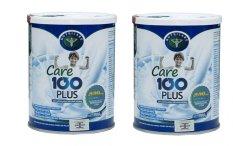 Bán Bộ 2 Hộp Sữa Cho Be Nutricare Care 100 Plus 2 X 900G Rẻ Trong Hồ Chí Minh