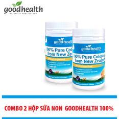 Mua Bộ 2 Hộp Sữa Non Goodhealth 100 100G Trong Hà Nội