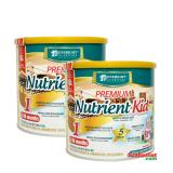 Giá Bán Bộ 2 Hộp Sữa Premium Nutrient Kid Số 1 700G 6 Đến 36 Thang Có Thương Hiệu