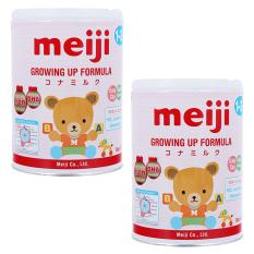 Mã Khuyến Mại Bộ 2 Lon Sữa Meiji Growing Up Formula 800G Meiji