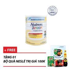 Cửa Hàng Sản Phẩm Dinh Dưỡng Y Học Cho Trẻ Suy Dinh Dưỡng Nutren Junior 800G Tặng 1 Bộ Qua Nestle Trị Gia 100K Nutren Vietnam