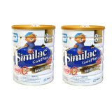 Bộ 2 Sữa Bột Abbott Similac Iq Plus 3 1 7Kg Trong Vietnam