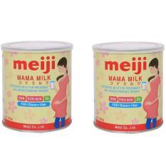 Bán Bộ 2 Sữa Meiji Ba Bầu 350G T24 Meiji