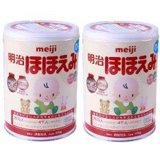 Ôn Tập Tốt Nhất Bộ 2 Sữa Meiji Số 800G