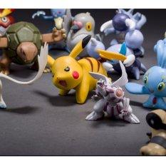 Hình ảnh Bộ 24 Tượng Thú Mini Pokemon Go MM