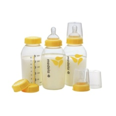 Mua Bộ 3 Binh Sữa Medela 250Ml Va 3 Num Ti Size M Vang Rẻ Trong Hồ Chí Minh