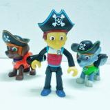 Ôn Tập Trên Bộ 3 Cướp Biển Paw Patrol Chức Năng