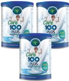 Ôn Tập Bộ 3 Hộp Sữa Cho Be Nutricare Care 100 Plus 3 X 900G Trong Hồ Chí Minh
