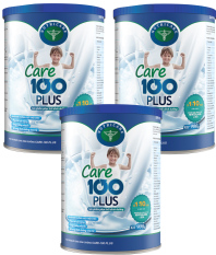 Bộ 3 Hộp Sữa Cho Be Nutricare Care 100 Plus 3 X 900G Nutricare Chiết Khấu
