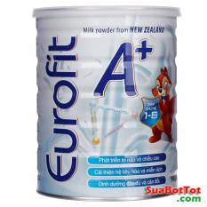 Bán Bộ 3 Hộp Sữa Eurofit A 900G Nguyên