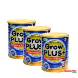 Giá Bán Bộ 3 Hộp Sữa Nuti Grow Plus Xanh 900G Nguyên