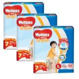 Bộ 3 Ta Quần Huggies Dry Pants L68 8 13Kg Tặng 7 Miếng Goi Huggies Chiết Khấu 50