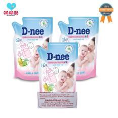 Giá Bán Bộ 3 Tui Nước Rửa Binh Sữa D Nee X 600Ml D Nee Nguyên