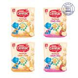 Mua Bộ 4 Bịch Banh Ăn Dặm Dinh Dưỡng Nestle Cerelac Nutripuffs Vị Chuối Cam 2 Bịch Va Chuối Dau 2 Bịch Tặng 1 Cặp Ban Chải Đanh Răng Nuk Trong Hồ Chí Minh